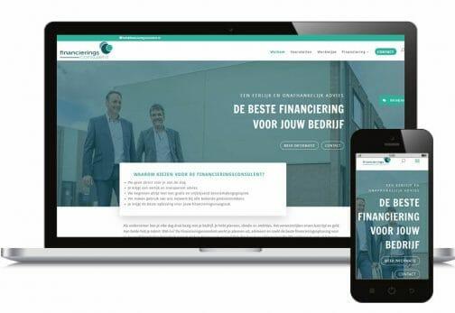 Financierings consulent