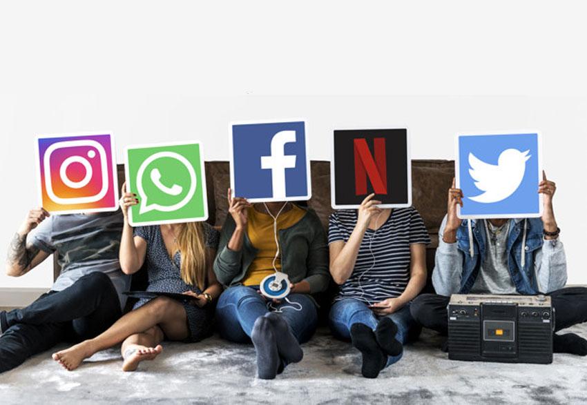 Sociale media in 2021