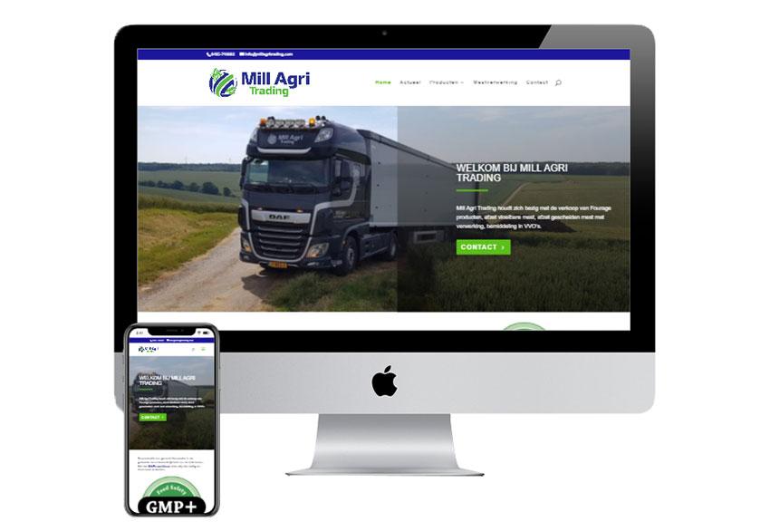 Website Mill Agri Trading