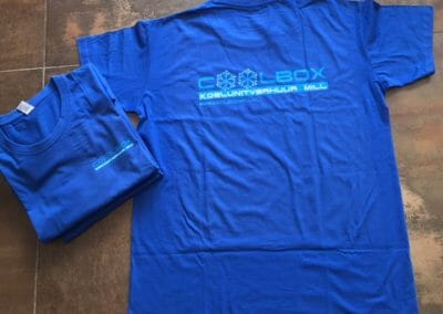 coolbox t shirt