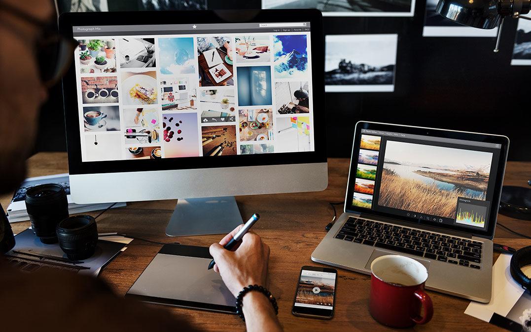 foto's kleiner maken voor je website