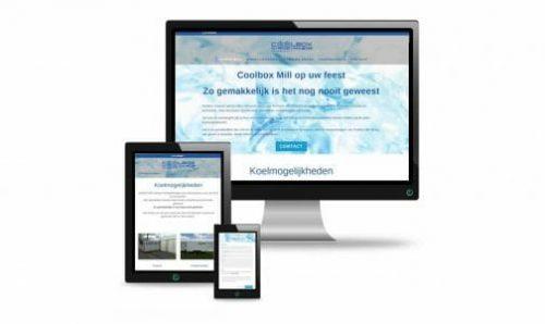 website Coolbox Mill portfolio Christl van der Burgt